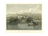 Isola Lecchi, Lago Di Guarda, Italy Prints by William Leighton Leitch