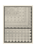 Vintage Lace I Prints by J.B. Waring