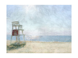 Beach Lookout I Premium Giclee Print by Noah Bay