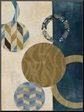 Harmony II Mounted Print by Tom Reeves