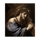 Jesus Carrying the Cross, Ca. 1697 Lámina giclée por Luca Giordano