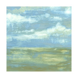 Cloud Striations I Poster by Jennifer Goldberger
