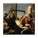 The Martyrdom of Saint Philip, 1639 Giclee Print by Jusepe de Ribera
