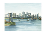 Plein Air Cityscape I Prints by Ethan Harper