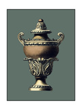 Classical Urn III Poster by  Vision Studio