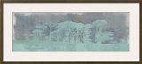 Tree Horizon I Framed Giclee Print by Ken Hurd