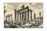 Vintage Roman Ruins I Posters by Giovanni Piranesi