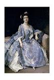 María Hahn, Painters Wife, 1901 Giclee Print by Raimundo De madrazo