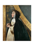 Saint Catherine of Siena, 1612-1614 Giclee Print by Juan Bautista Mayno