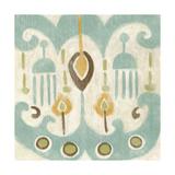 Serene Ikat I Prints by Chariklia Zarris