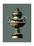 Classical Urn IV Prints by  Vision Studio