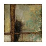Patina Abstract II Posters by Jennifer Goldberger