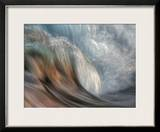 Ying and Yang Framed Giclee Print by Ursula Abresch