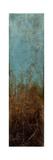 Oxidized Copper III Lærredstryk på blindramme af Jennifer Goldberger