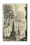 Vintage Roman Ruins III Posters by Giovanni Piranesi