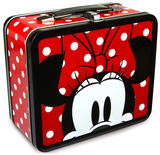 Minnie Mouse Lunchbox Lunch Box