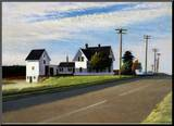 Route 6, Eastham Mounted Print by Edward Hopper