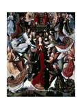 Mary as Queen of Heaven Giclee Print