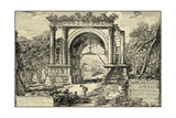 Vintage Roman Ruins II Premium Giclee Print by Giovanni Piranesi