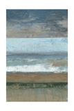 Coastal Abstract I Posters by Jennifer Goldberger
