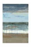 Coastal Abstract II Art by Jennifer Goldberger