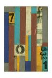 Primary Numbers II Prints by Jennifer Goldberger