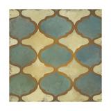 Rustic Symmetry I Poster von Chariklia Zarris