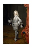Louis I, Prince of Asturias, 1717 Giclee Print by Michel-ange Houasse