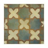 Rustic Symmetry II Kunstdrucke von Chariklia Zarris