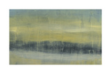 Abstracted Skyline II Kunstdrucke von Jennifer Goldberger