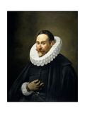 Portrait of a Gentleman, 1618-1623 Giclee Print by Juan Bautista Mayno