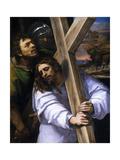 Jesus Carrying the Cross, Ca. 1516 Giclee Print by Sebastiano del Piombo