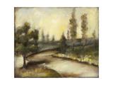 Misty Morning I Giclee Print by Jennifer Goldberger