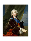 The Infante Philip of Bourbon, Duke of Parma, 1739-1742 Giclee Print by Louis-Michel van Loo