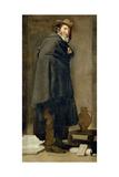Menippus, 1639-1640 Gicléedruk van Diego Velázquez