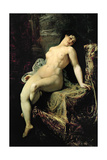 Female Nude Giclee Print by Ramon Marti Alsina