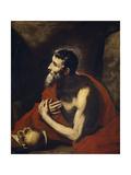 Saint Jerome, 1644 Giclee Print by Jusepe de Ribera