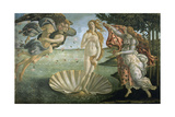 The Birth of Venus, Ca. 1485 Giclée-tryk af Sandro Botticelli
