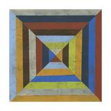 Converge III Print by Erica J. Vess