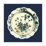 Porcelain Plate I Print