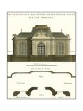 Belvedere Palace I Print