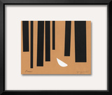 Peace/Dove in Black Forest Prints by Jerry Kott