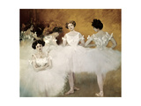 The Corps of Ballet, 1901-1092 Giclee Print by Ramon Casas
