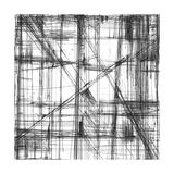 Intersection II Affiches par Ethan Harper