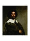 Portrait of Juan De Pareja, 1650 Giclee Print by Diego Velázquez