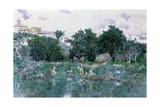 Alcala-Orilla Del Guadaira Giclee Print by Martin Rico y Ortega