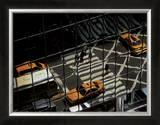 Reflets sur la 42ème rue (détail) Posters by Michel Setboun
