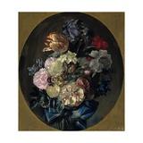 Floral Bouquet, Ca. 1780 Giclee Print by Luis Paret y Alcazar