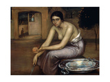 Jealousy, Ca. 1920 Giclee Print by Julio Romero de Torres