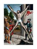 The Martyrdom of Saint Andrew, 1540-1545 Giclee Print by Juan Correa de Vivar